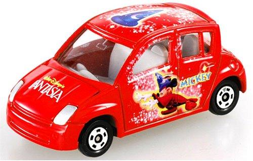 1/60 トヨタ WiLL Vi ミッキーマウス R(レッド) 「ディズニー トミカコレクション D-06」