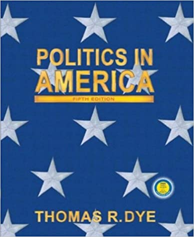 Téléchargements de livres au format pdf Politics in America, National Version (5th Edition) (French Edition) PDF ePub MOBI by Thomas R. Dye