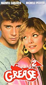amazoncom grease 2 vhs michelle pfeiffer maxwell