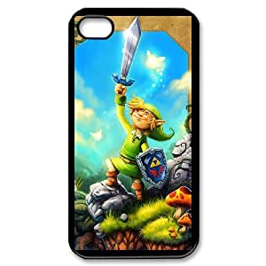 The Legend of Zelda For iPhone 4,4S Csae protection phone Case FX209199