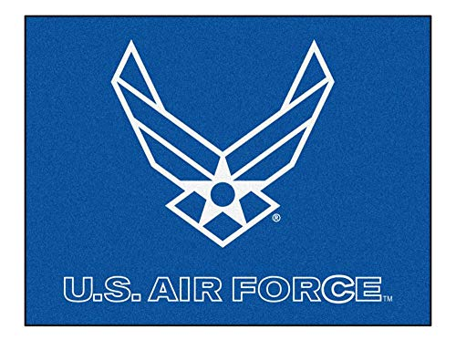 (Fan Mats AIR Force All-Star Rug, 34