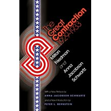 The Great Contraction, 1929-1933: New Edition (Princeton Classic Editions)