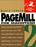 Pagemill for Macintosh 2 (Visual QuickStart Guide)