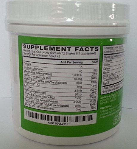 AdvoCare Watermelon Spark Canister 10.5 Ounce - New