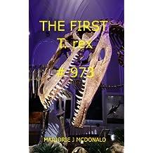 The First T. rex # 973