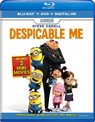 025192191695 - Despicable Me [Blu-ray] carousel main 2