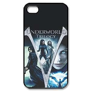 C-EUR Diy case Underworld customized Hard Plastic Case For Iphone 4/4s [Pattern-3]
