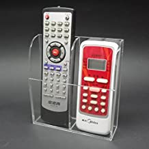 Wall Mount (TV / Air Conditioner) Universal Remote Control Holder -Storage Box