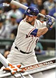 2017 Topps Team Edition Baseball Card#HOU-14 Carlos Beltran Houston Astros Baseball Card