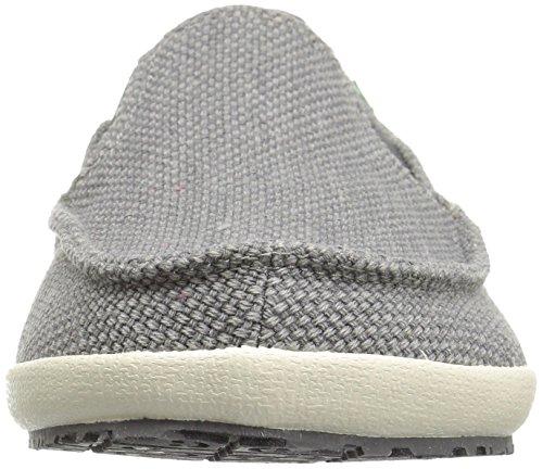 Vagabonded Men's Loafer Slip On Vulc Charcoal Sanuk 6vqpw