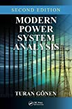 img - for Modern Power System Analysis, Second Edition book / textbook / text book