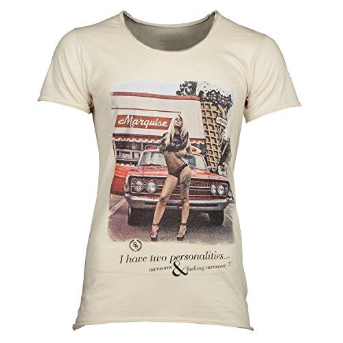 Boom Bap Herren T-Shirt REASON