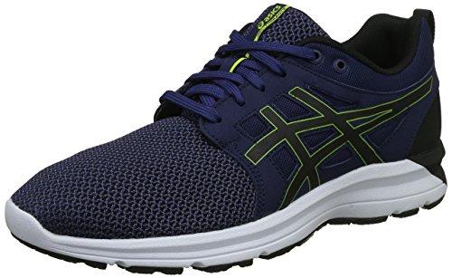 running Dark Torrance mode Black carbon gel Asics Blue White Chaussures run X7xZnn0