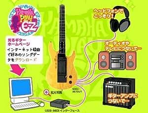 yamaha ez eg self teaching electric guitar wood body musical instruments. Black Bedroom Furniture Sets. Home Design Ideas