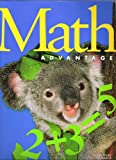 Math Advantage, Harcourt School Publishers Staff, 0153106921