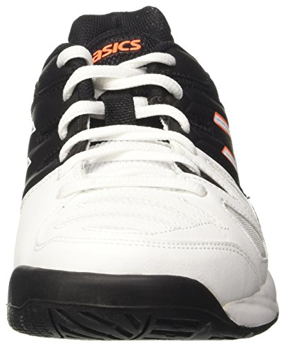 Orange Gs Bianco white Shocking Asics Gel Bambini Scarpe Unisex – Onyx Tennis Da game 5 Zxgtw6q