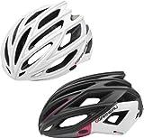 Louis Garneau – HG Women's Sharp Cycling Helmet, Black/Purple, Medium/Large Review