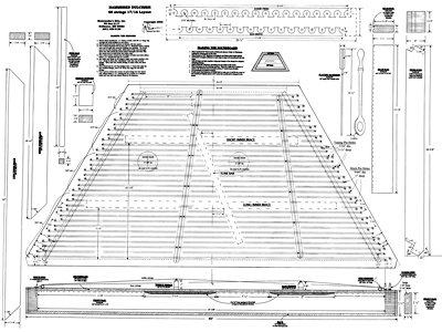 1716 hammered dulcimer plans woodworking project plans amazoncom