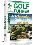 Albrecht Golf Guide Golf Führer Deutschland 2016/21017