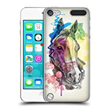 Official Mark Ashkenazi Horse Animals Hard Back Case for iPod Touch 5th Gen / 6th Gen