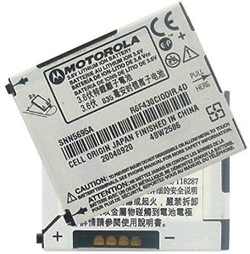 Mobile Phone Li-Ion Standard Battery SNN5695A OEM For Motorola V710 E815 A840 (E815 Lithium Ion Battery)
