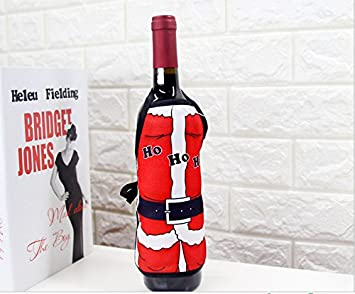 mini christmas aprons christmas bottles christmas wine bottle decorations christmas decorations