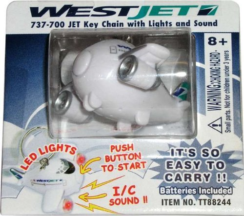 westjet-keychain-w-light-sound