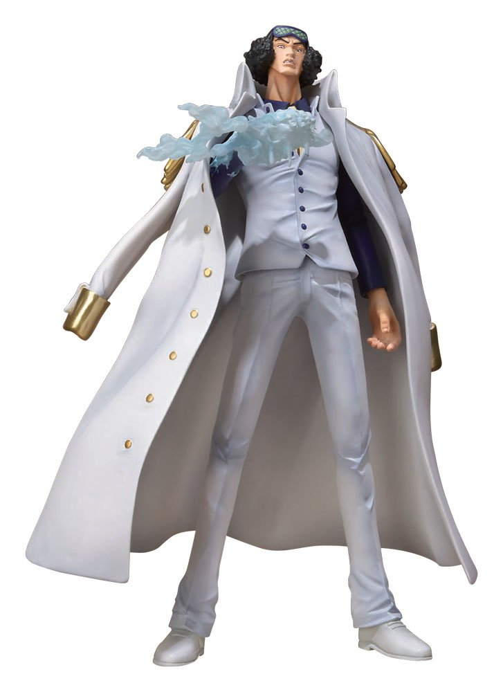 "Bandai Tamashii Nations Figuarts Zero Aokiji Kuzan ""One Piece"" (Static Figure)"