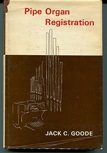 Pipe organ registration