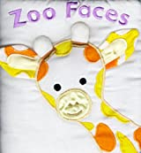 Zoo Faces (Cuddly Cloth Books)