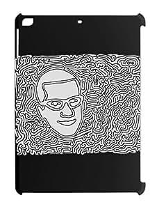 Eric J Eckert Bob Burnquist Illustration iPad air plastic case