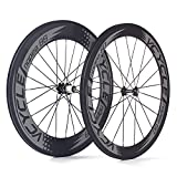 Best Carbon Wheels - [VCYCLE Nopea] 700C Road Bike Carbon Wheel Set Review