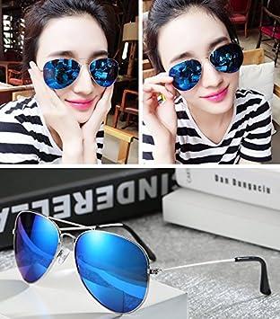 Die Sonnenbrille sunyan Sterne, männlichen und weiblichen Linse Brille reflektierende coole Farbe Paare Sonnenbrillen Sonnenbrillen, Cherry Blossom Pink