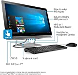 "HP Pavilion 24-b217c, Core i5-7400T,12GB, 23.8"" Full HD Touch-screen All-in-One (Certified Refurbished)"