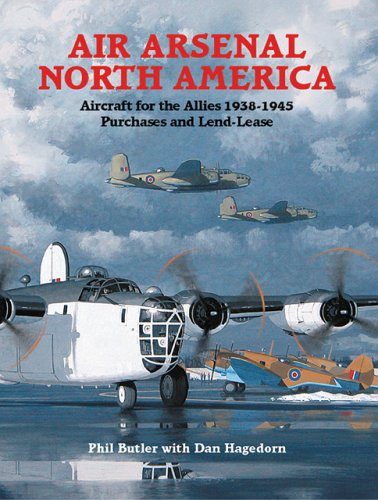 air arsenal north america aircraft for the allies 1938 1945 読書