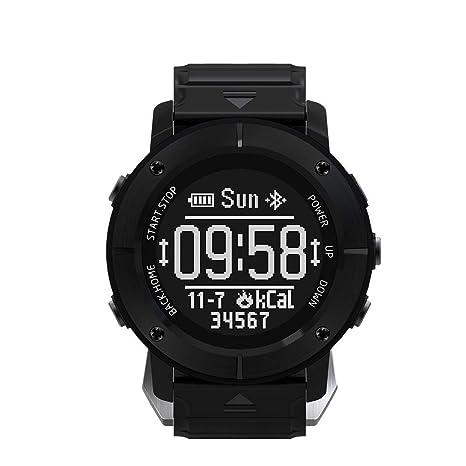 WCPZJS UW80C GPS Smart Watch con GPS Regreso a Crucero SOS Brújula ...