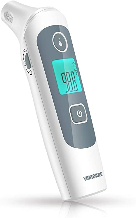 Amazon Com Baby Ear And Forehead Thermometer Digital Infrared