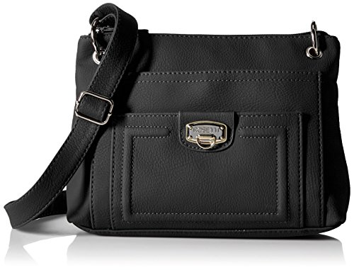 Triple Black Play Body Rosetti Roxanne Cross Bag 1qSnxUOB