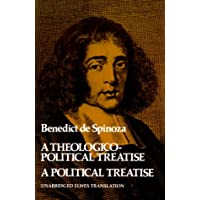 A Theologico-Political Treatise and a Political Treatise: v. 1