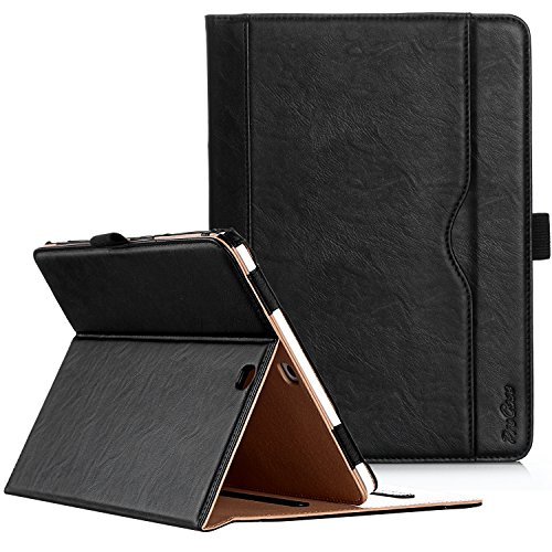 ProCase Samsung Galaxy Tab S2 9.7 Case - Leather Stand Folio Case Cover for Galaxy Tab S2 Tablet (9.7 inch, SM-T810 T815 T813) -Black primary