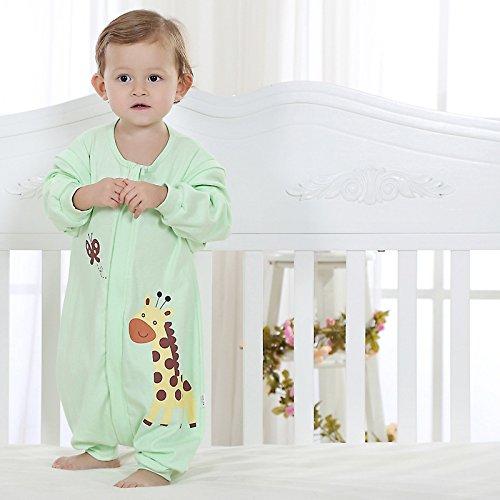 nine-states-baby-sleepsack-cotton-wearable-blanketsleep-sack-with-feetdetachable-long-sleevesgreenme