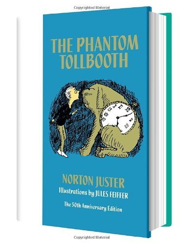 The Phantom Tollbooth 50th Anniversary Edition by Knopf Books for Young Readers