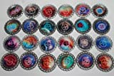 Geocache Bottle Cap Coins - Geocaching the Universe Collection