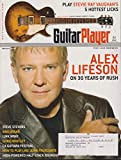 Guitar Player March 2006: Alex Lifeson