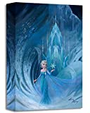 Well Now They Know by Lisa Keene - Treasures on Canvas - Disney Fine Art Featuring Frozen Elsa