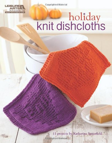 LEISURE ARTS Holiday Knit Dishcloths 5287 ()