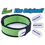 Mosquito Repellent Bracelet Bands And insect Repellent. All Natural. Deet Free .+ 4x free repellent refills .Best For Babies,Kids,Adults Outdoor And Indoor. Work 4x15 days 24 Hours .Guaranty To Work Or Your Money Back For 90 Days.Dont Wait Click ADD TO CART Now And Enjoy. No More Insect Bites