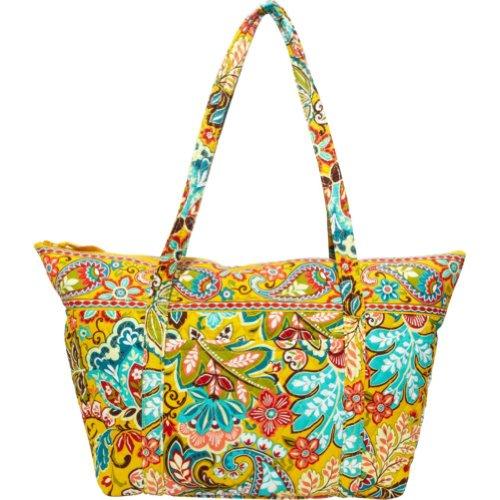Vera Bradley Miller Bag (Jazzy Blooms), Bags Central