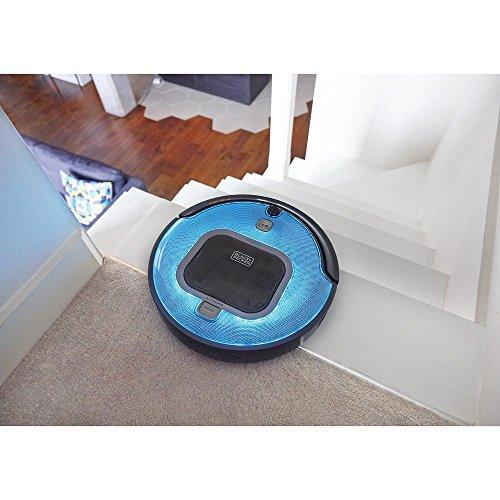 Black and Decker Robotic Vacuum (HRV425BL) Review