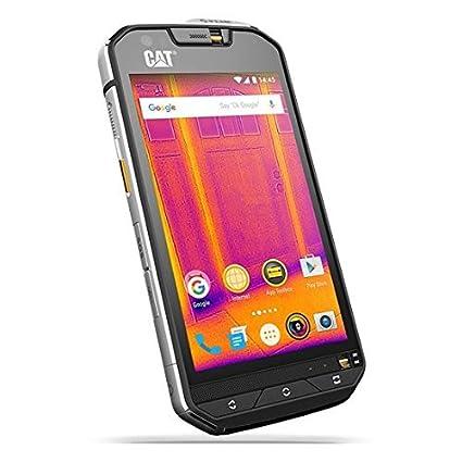 Caterpillar Cat S60 Smartphone Per Esterni 119 Cm 47 Pollici Termocamera Integrata In Flir Dual Sim 13 Megapixel 32 Gb Di Memoria 3gb